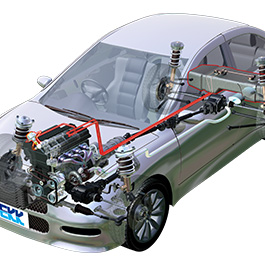 EKK Auto Products Explorer   Touch and Know EKK products for